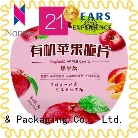 Nanxin Print & Packaging Latest flexible pouch suppliers for liquids