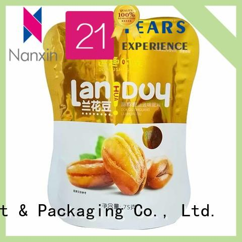 Nanxin Print & Packaging Best stand up pouch for business for pet foods