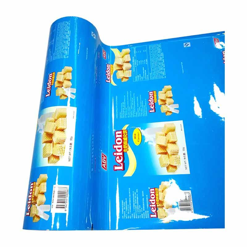 Nanxin Print & Packaging automatic printed printed packaging film company for candy