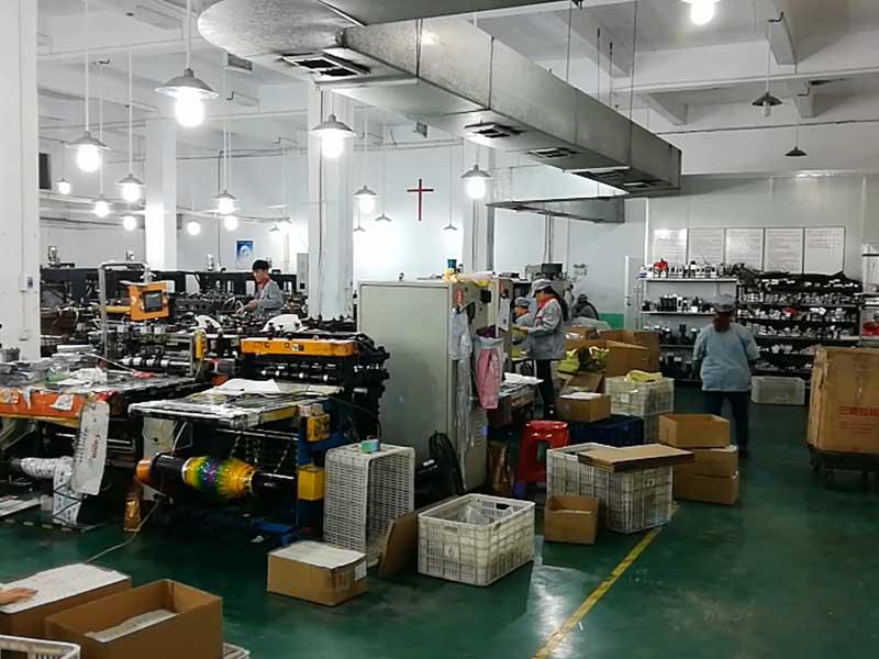 Our factory's workshop