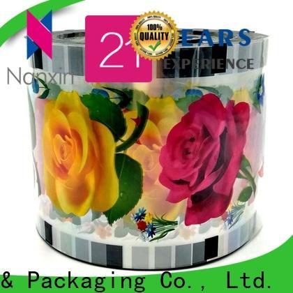 Nanxin Print & Packaging semi-transparent bubble tea sealing film factory for drinks