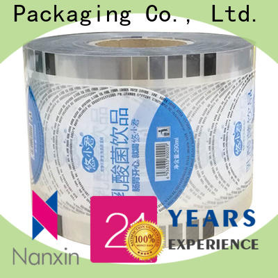Wholesale bubble tea sealing film oxygen proof for business for jelly
