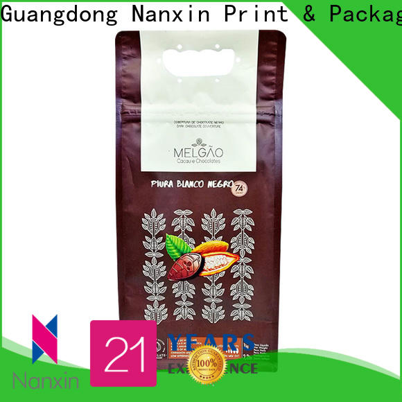 Best gusset pouch heat seal manufacturers for snack