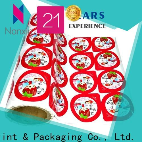 Nanxin Print & Packaging Wholesale laminated packaging films for business for candy