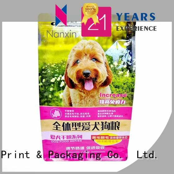 Nanxin Print & Packaging moisture proof side gusset pouch attractive cookies