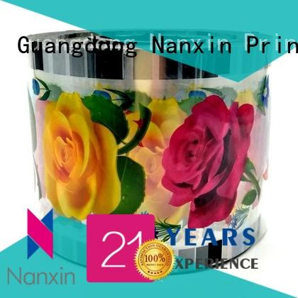 Nanxin Print & Packaging High-quality plastic cup sealing film supply for jelly