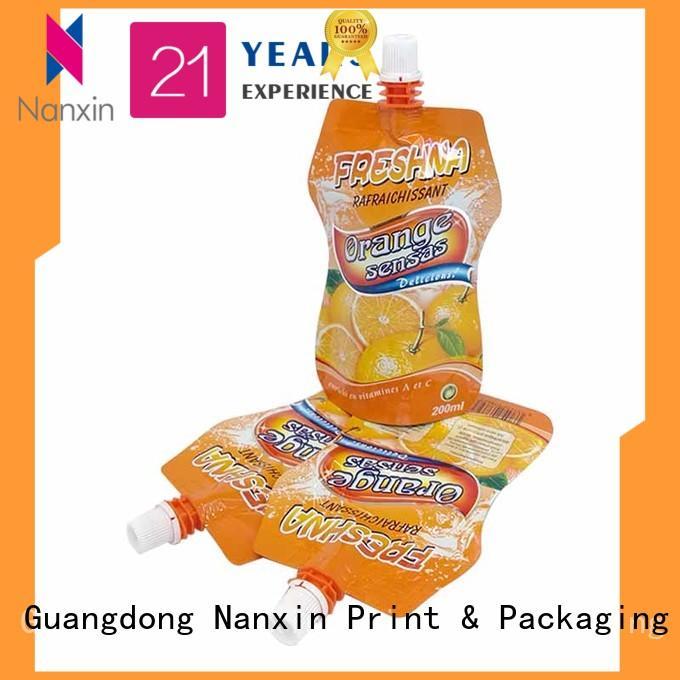 Best spout pouch nozzle supply for yoghurt