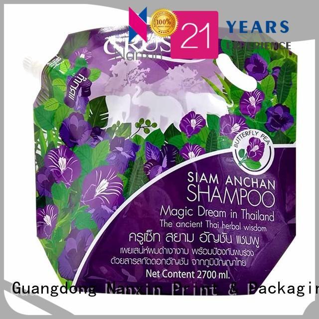 Nanxin Print & Packaging environmentally friendly spout pouch packaging hygienic yoghurt