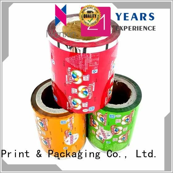 Nanxin Print & Packaging High-quality flexible packaging film factory for candy