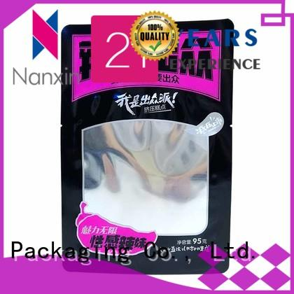 Nanxin Print & Packaging innovative pattern flexible pouch manufacturers for liquids