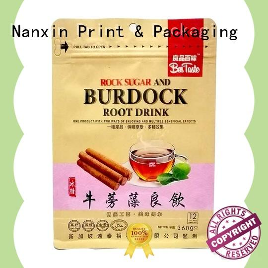 paper pet food packaging firm snack Nanxin Print & Packaging