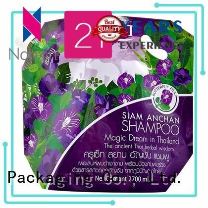 Nanxin Print & Packaging environmentally friendly liquid pouch packaging manufacturers flat bottom sauce