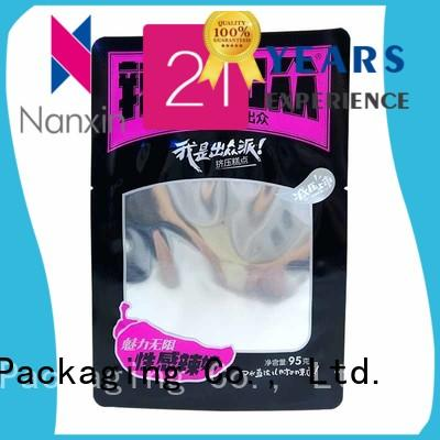 Nanxin Print & Packaging Top flexible pouch manufacturers for liquids
